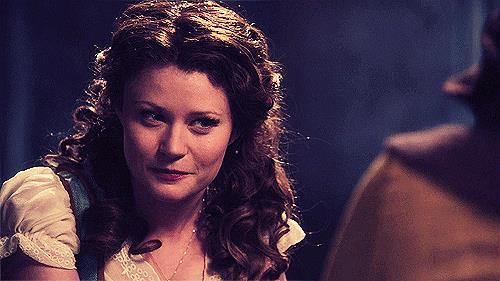 Belle vivrà un momento da favola in C'era una volta 5