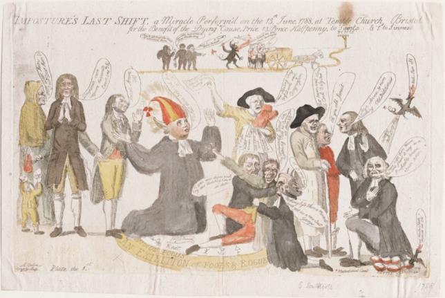 Immagine dell'esorcismo di Lukins