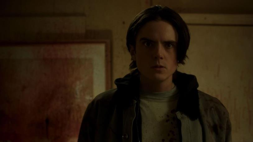 William Mulder nell'undicesima stagione