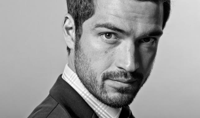 L'attore Alfonso Herrera