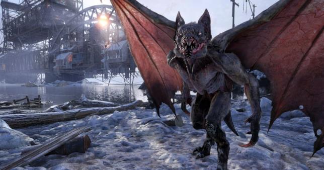 Metro Exodus creature