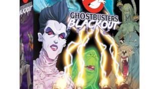 La scatola del gioco Ghostbusters: Blackout