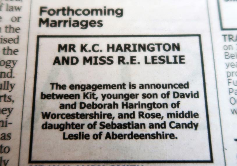 Kit Harington e Rose Leslie: l'annuncio di fidanzamento