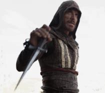 Michael Fassbender nel ruolo di Aguilar