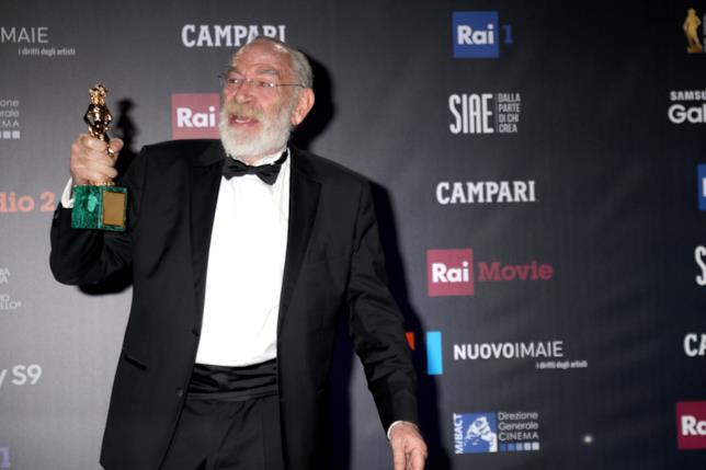 L'attore Renato Carpentieri