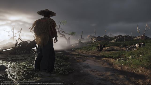 Un'immagine da Ghost of Tsushima
