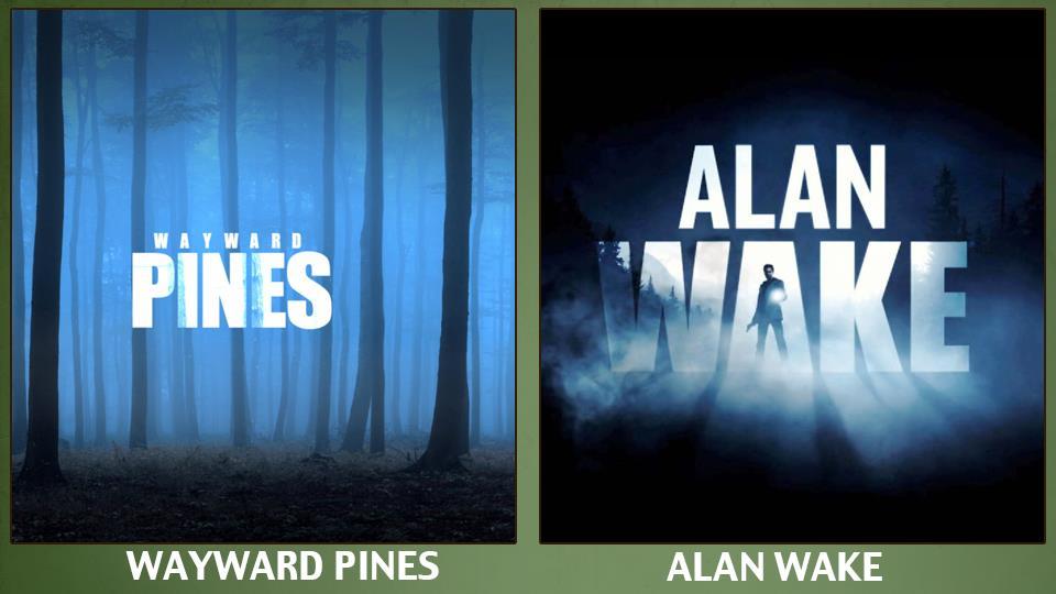 Un incidente, una piccola città di montagna, lo stato confusionale e la ricerca della moglie: come nel videogioco Alan Wake.