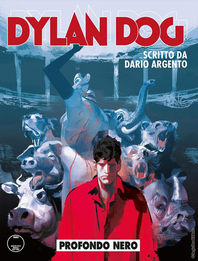 Albo Dylan Dog: Profondo Nero di Dario Argento
