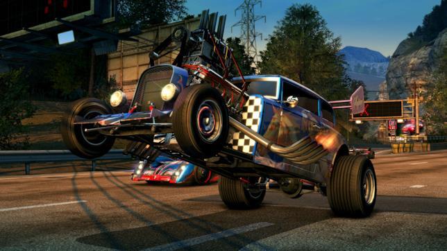 L'annuncio di Burnout Paradise Remastered per PS4 e Xbox One