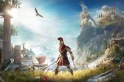 Un'immagine ufficiale di Assassin's Creed Odyssey