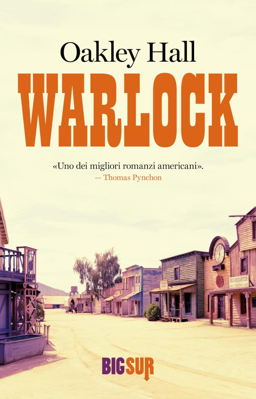 Sur pubblica Warlock di Oakley Hall