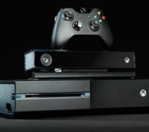 Xbox One, il suo controller e Kinect nella prima versione della console