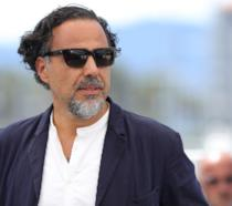 Alejandro González Iñárritu sul red carpet