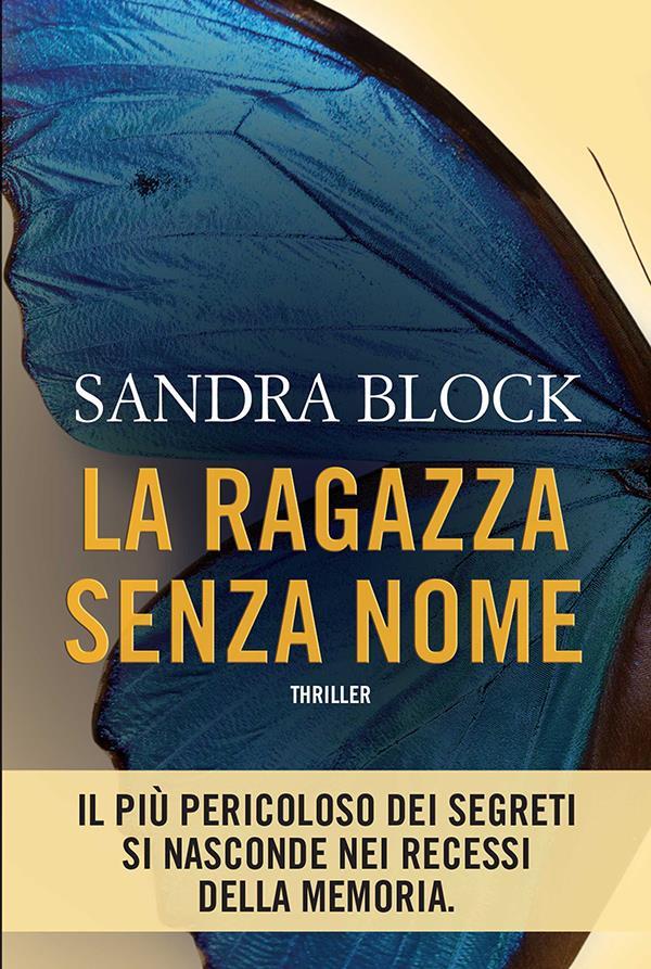 Arriva un nuovo thriller per Fanucci, La Ragazza Senza Nome di Sandra Block