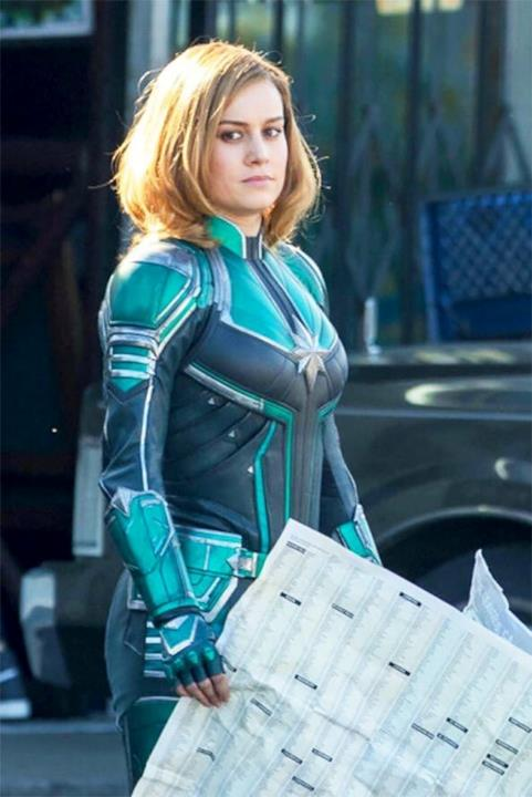 Brie Larson sarà Captain Marvel nel prossimo film del MCU