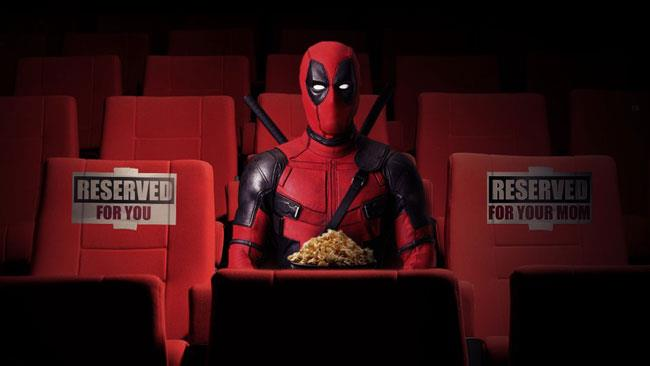 Deadpool ti aspetta nelle sale
