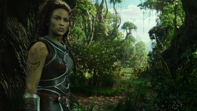La guerra di Azeroth in Warcraft - L'inizio