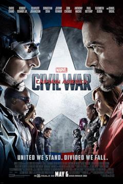 I due schieramenti degli Avengers