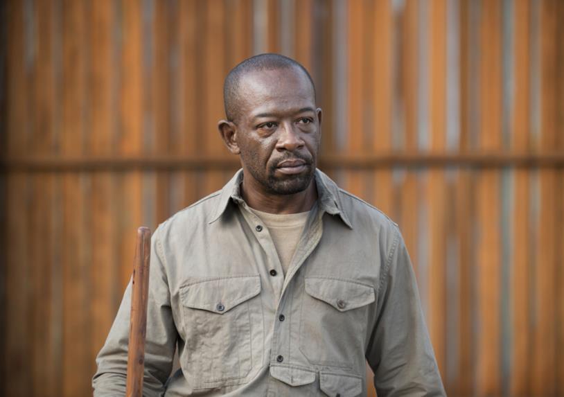 Lennie James interpreterà Morgan Jones anche in Fear The Walking Dead