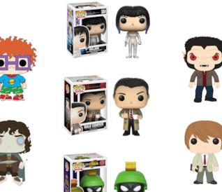 Da Twin Peaks a Ghost in the Shell, tutti i nuovi Funko Pop! annunciati per il 2017