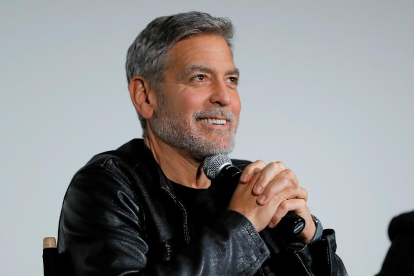 Triplo ruolo per Clooney nell'adattamento del romanzo Goodmorning, Midnight
