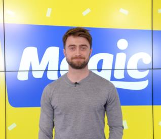 Daniel Radcliffe ospite a Magic Radio