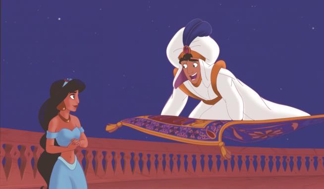 Aladdin: svelato finalmente al D23 il cast del film Disney!
