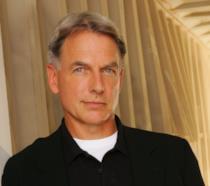Mark Harmon in uno scatto promozionale di N.C.I.S.