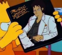 Do the Bartman,  dal grande Michael Jackson!