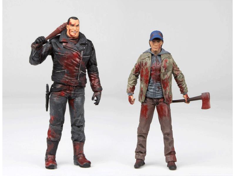 The Walking Dead: Negan e Glenn