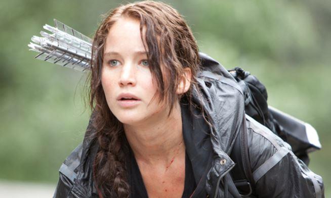 Che sta uscendo Jennifer Lawrence 2013