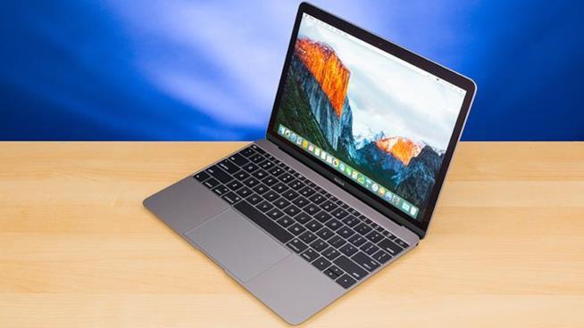 Il MacBook 2016 di Apple
