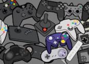 Videogames controller