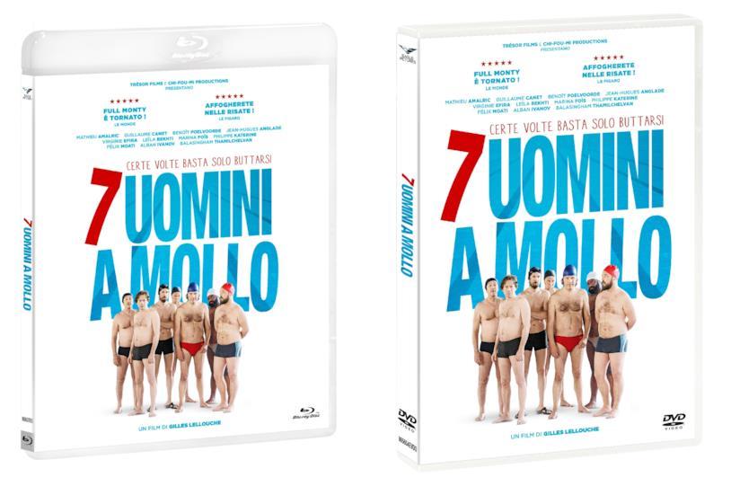 Il film francese 7 uomini a mollo