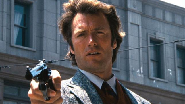 Clint Eastwood è l'ispettore Harry Callaghan