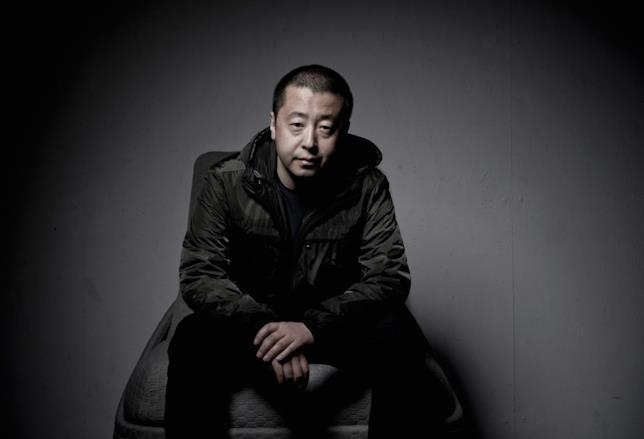 Il regista Jia Zhangke