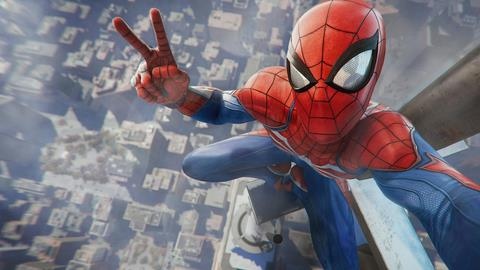 Spider-Man nel nuovo videogame