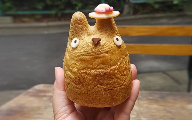 Bigne a forma di Totoro