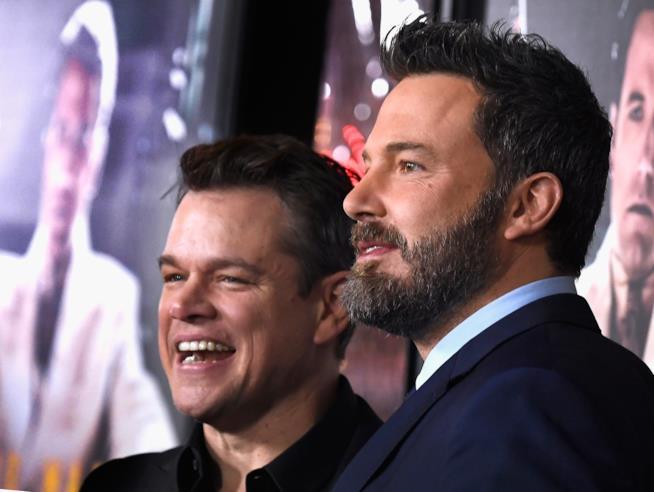 Matt Damon e Ben Affleck insieme