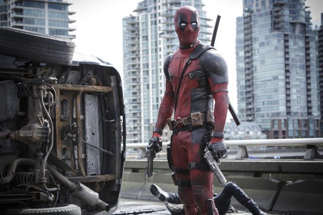 Il mercenario Deadpool arriva a febbraio 2016
