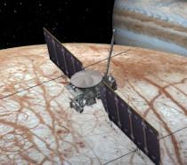 La sonda Europa Clipper