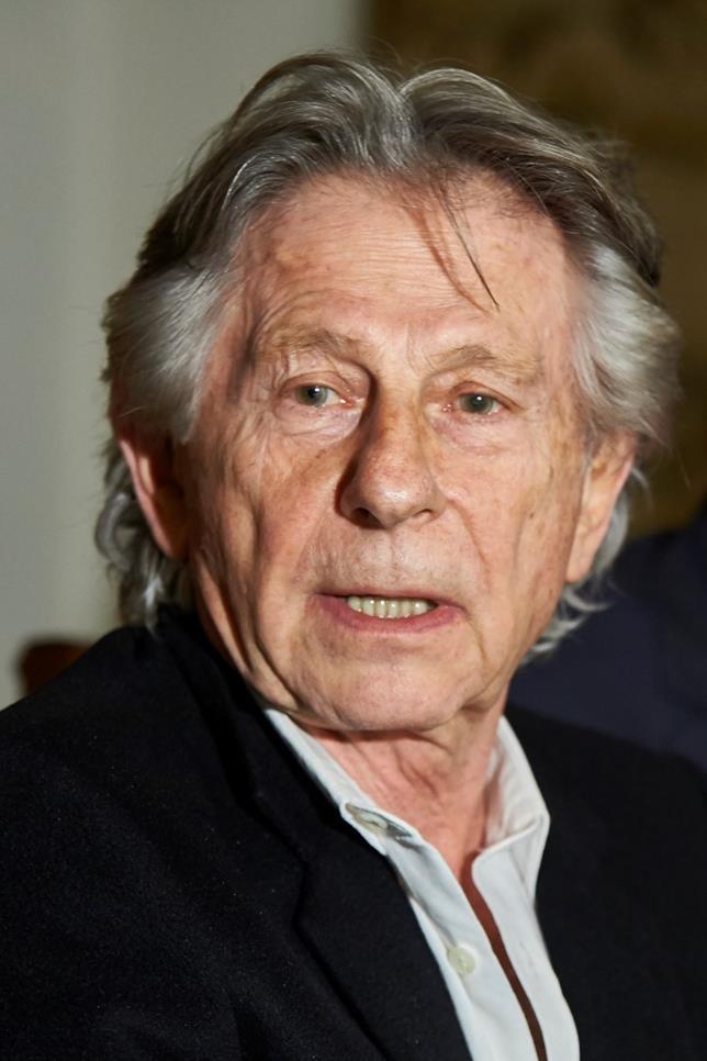 Roman Polanski in una foto recente