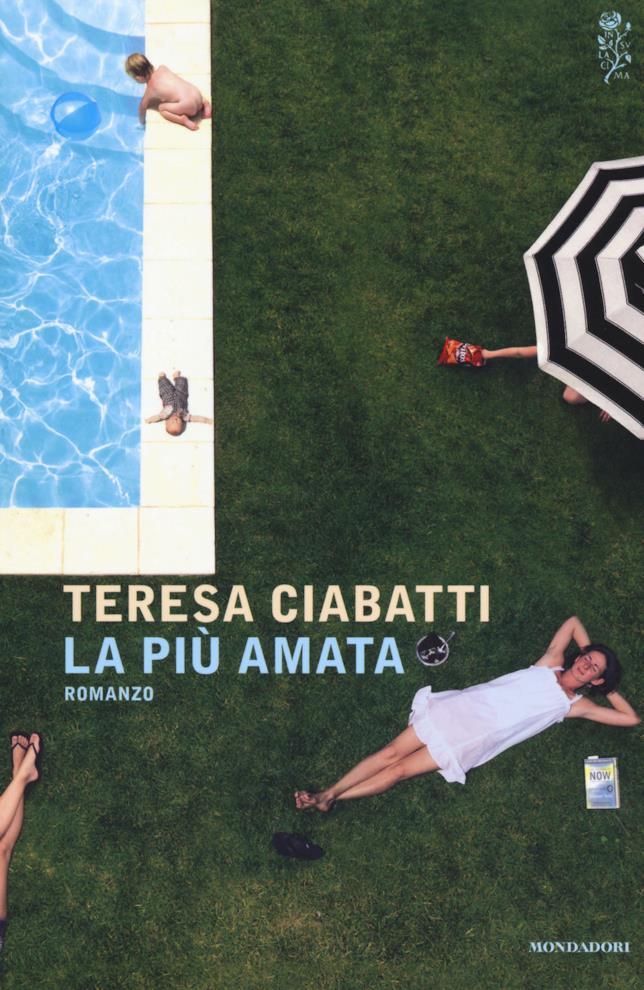 La copertina dell'ultimo romanzo di Teresa Ciabatti