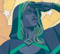 Cover di Alters #1, serie a fumetti su un supereroe transgender