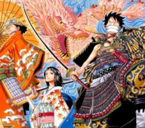 One Piece Samurai