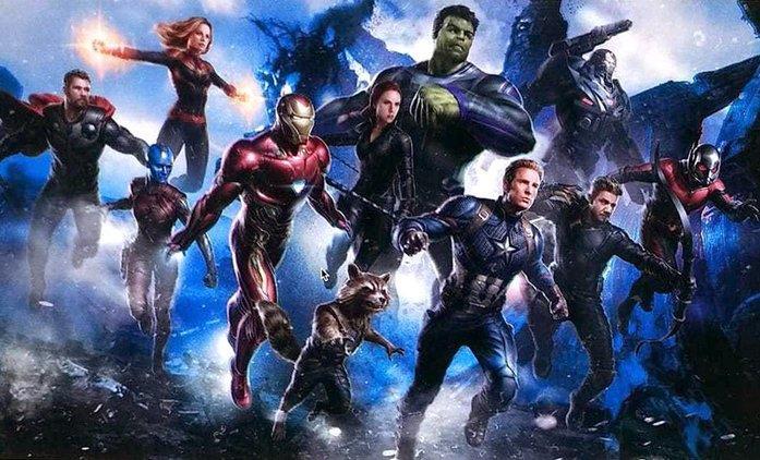 Un artwork ufficiale coi protagonisti di Avengers 4