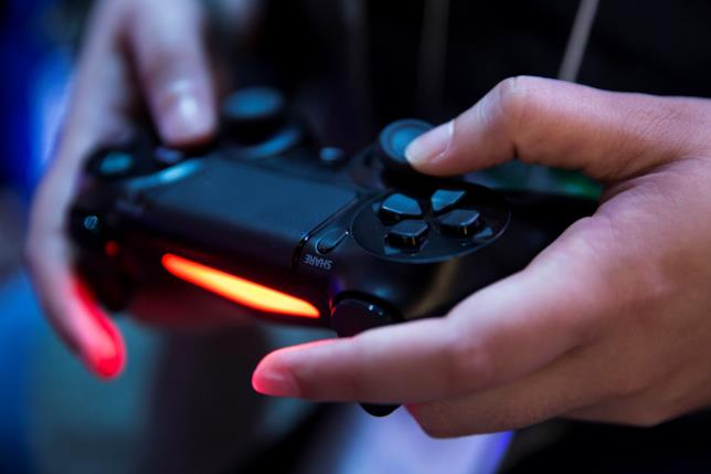 Controller PlayStation 4 al Tokyo Game Show