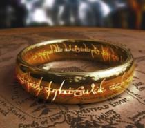 L'anello protagonista de Il Signore degli Anelli