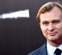 Christopher Nolan alla première di Interstellar