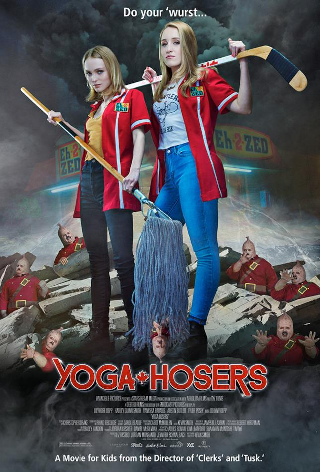 Poster del film Yoga Hosers
